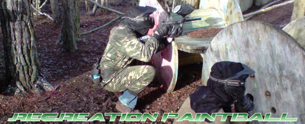 Recreational Paintball - Click for More Photos