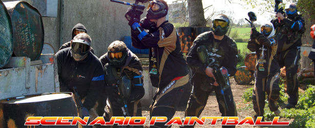 Scenario Paintball - Click for More Photos