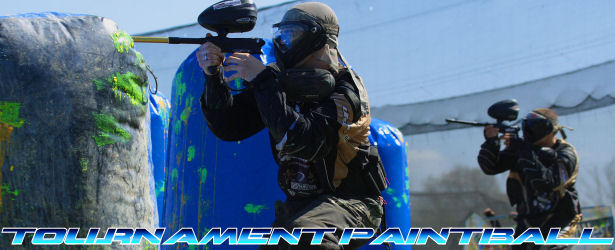 Tounament Paintball - Click for More Photos