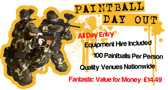 Direct Paintball Bookings